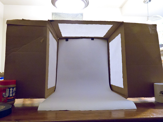 DIY Light Tent Build (8 of 8)