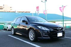 Mazda6(Atenza sprots wagon) Lowdown