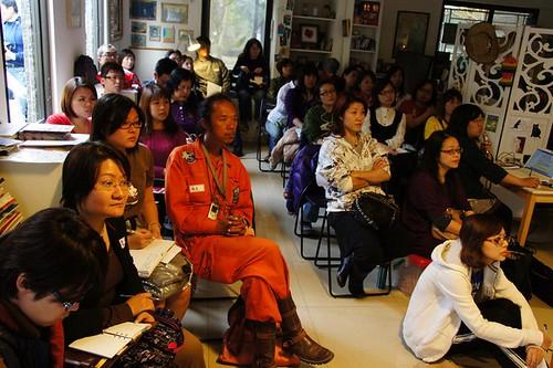 20110306南區聚會~馬里斯藝術空間