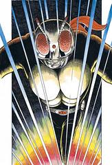 110329 - 慶祝「假面騎士」誕生40週年、1971年的夢幻逸品【元祖上色版】漫畫全集將在5月下旬問世! (4/5)