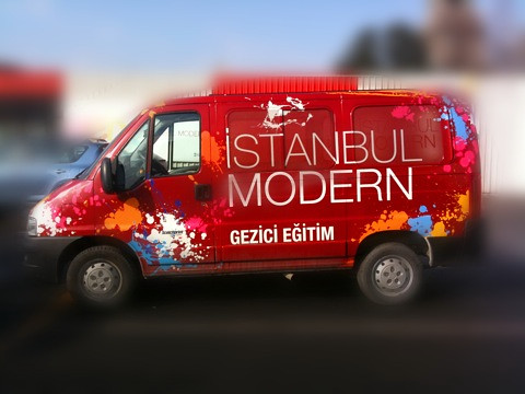 <span>istanbul</span>Istanbul Modern van<br><br><p class='tag'>tag:<br/>istanbul | luoghi | pubblicità | </p>