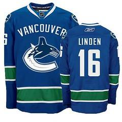 Vancouver Canucks #16 Trevor Linden Blue Jersey (Terasa2010) Tags: jersey vancouvercanucks  cheapnhljerseys nhljerseysfromchina nhljerseysforsale cheapjerseyswholesale cheapvancouvercanucksjerseys