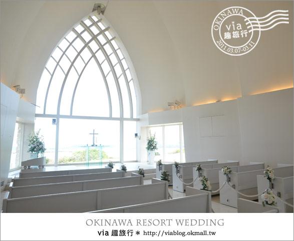 【沖繩教堂】沖繩美麗教堂之旅~Aquagrace、Aqualuce、Coralvita教堂10