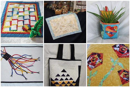 Project QUILTING - Season 2 Creations from Marcia's Crafty Sewing and Quilting