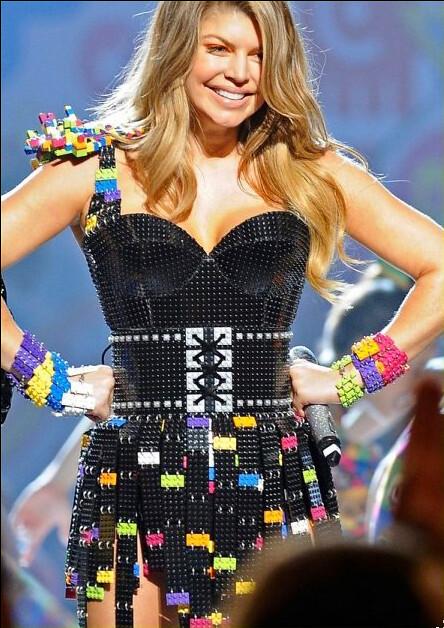 Fergie'S Lego Dress