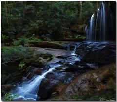 P4034556 (Steve Daggar) Tags: waterfall centralcoast gosford brisbanewaternationalpark