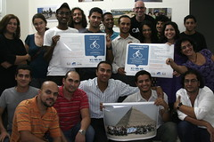 Cairo Egypt (350.org) Tags: egypt cairo 350 20835 350ppm uploadsthrough350org actionreport oct10event