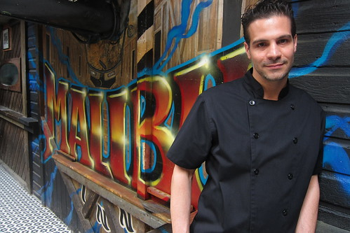 Malibu Inn: Chef Angelo Sosa