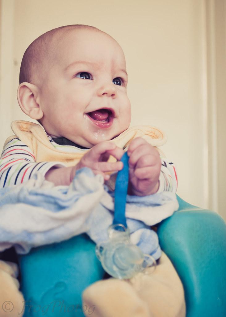 79/365 ~ Happy Baby