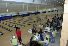 Soldiers, airmen participate in PTPI bowling event