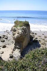 rock stack (travisbeacham) Tags: ocean malibu elmatador