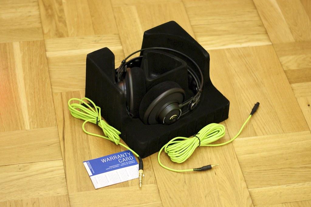 AKG Q701 Reference Headphones