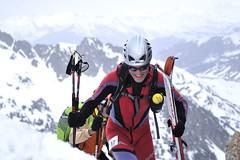 _DSC3931 (sr.u) Tags: barcelona ski race backcountry catalunya montaa aran touring pyrenees muntanya coll pirineo uec cursa 2011 aiguestortes xemeneies bassiero aneu