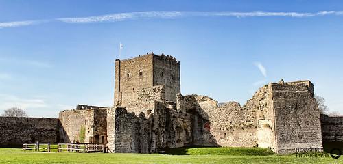 100/365 Porchester Castle