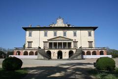 Villa Ambra (Matteo Bimonte) Tags: villa toscana prato ambra poggio medicea caiano