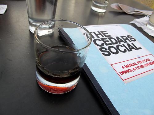 The Cedars Social