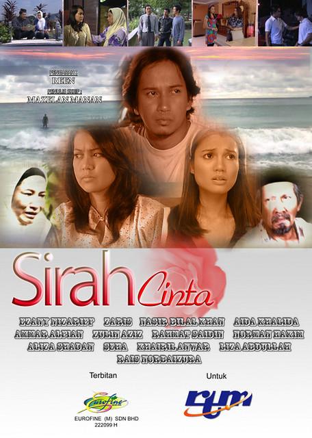 DRAMA BERSIRI SIRAH CINTA DI TV1
