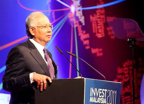 INVEST MALAYSIA 2011 by Najib Razak