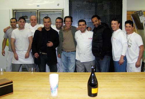 cake boss cast. CAKE BOSS Cast amp; Crew in