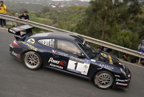 Viera Pérez-Rallye Santa Brigida (Archivo)