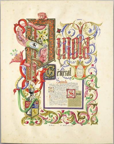 012- L'album du moyen-âge 1836- Jean Midolle