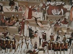 Age of Discord (Ir. Drager) Tags: art museum geotagged denhaag exhibition gem 2010 marceldzama agameofchess museumvooractuelekunst ageofdiscord