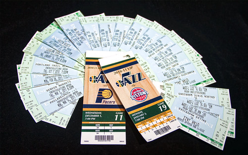Jazz Tickets