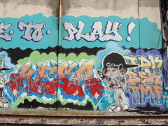 KESR (Lurk Daily) Tags: graffiti oakland bay east tmf tdk kesr bsk