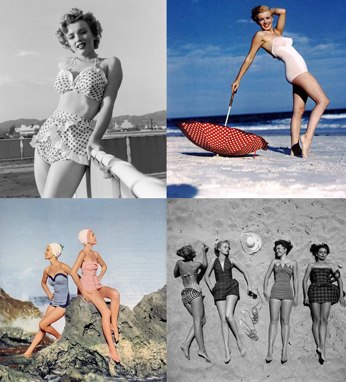 Spring/Summer 2011: Vintage Inspirations on Swimsuit