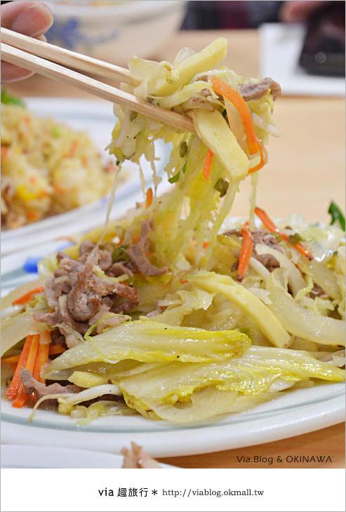 【沖繩必買】跟via到沖繩國際通+牧志公設市場血拼、吃美食!24