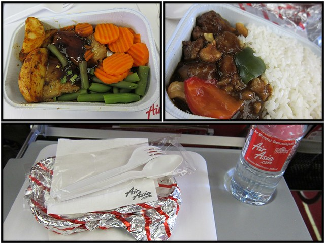 Prebook Meal from Air Asia