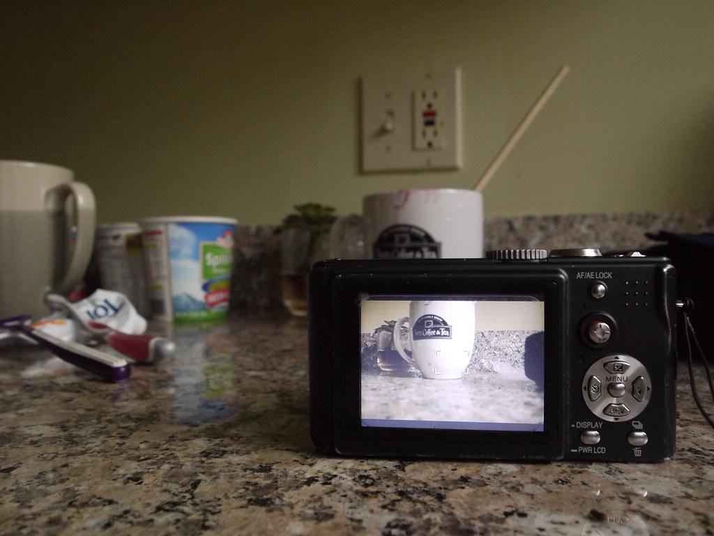 Panasonic Lumix LX-1 camera