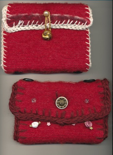 Recycled Sweater Journals