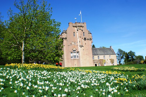 Crathes Castle and Garden