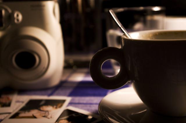 咖啡小资中