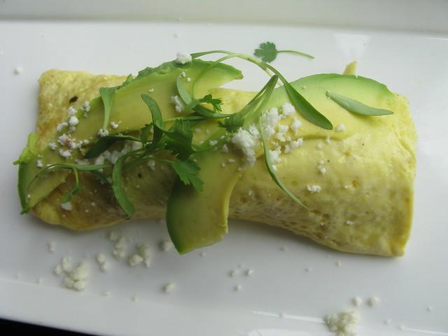 Market veg omlette by Caroline on Crack