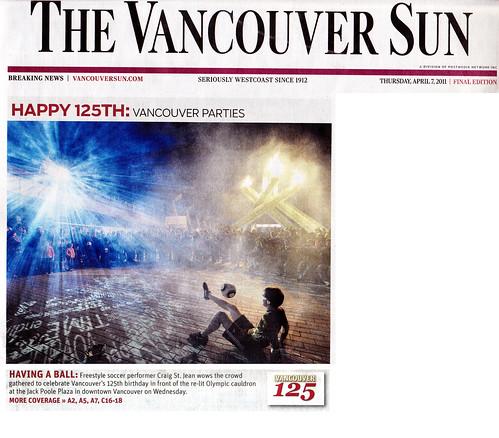 VancouverFrontpage110407