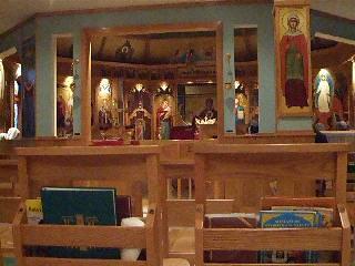 Holy Annunciation Byzantine Carmelite Monastery, Sugarloaf, PA