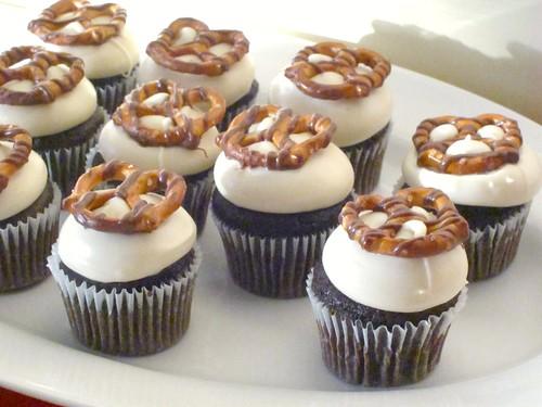 Black Butte Porter Cupcakes