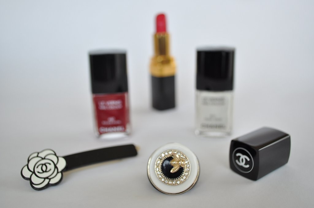 Chanel rouge fatale pearl drop rouge coco cambon