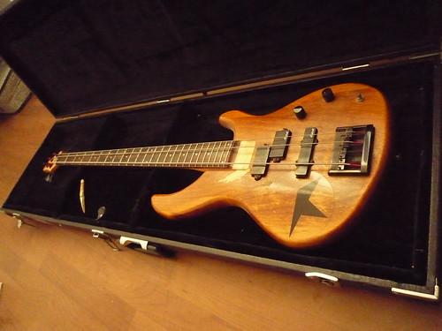 Mein erster Bass