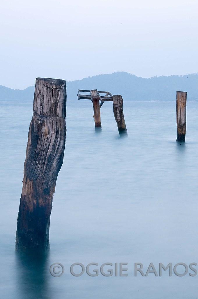 Claveria - Taggat Lagoon Dusk Blue Zen