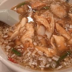 特製 明華湯麺