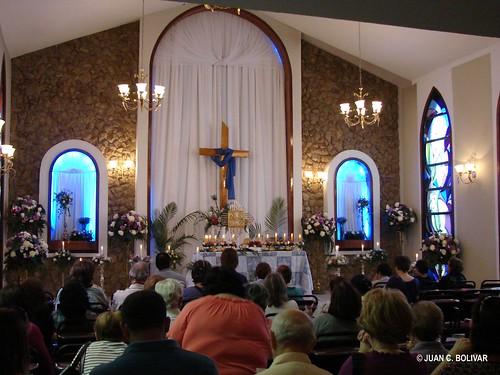 semana santa 2011 venezuela. SEMANA SANTA 2011. Iglesia, carabobo, venezuela recorrido 7 templos