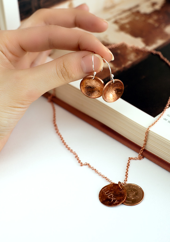Lucky necklace, Lucky Pennies