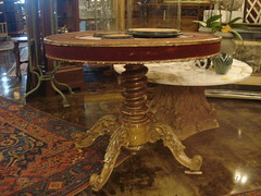 """Italian Salon Table • <a style=""""font-size:0.8em;"""" href=""""http://www.flickr.com/photos/51721355@N02/5646729071/"""" target=""""_blank"""">View on Flickr</a>"""