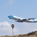 Air Force One LAX departure