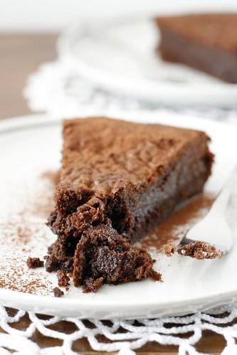 Moelleux au chocolat di Pierre Hermé