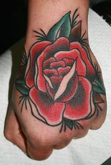 rose (plastic surgey tattoo) Tags: old true tattoo cat traditional style tattoos surgery plastic