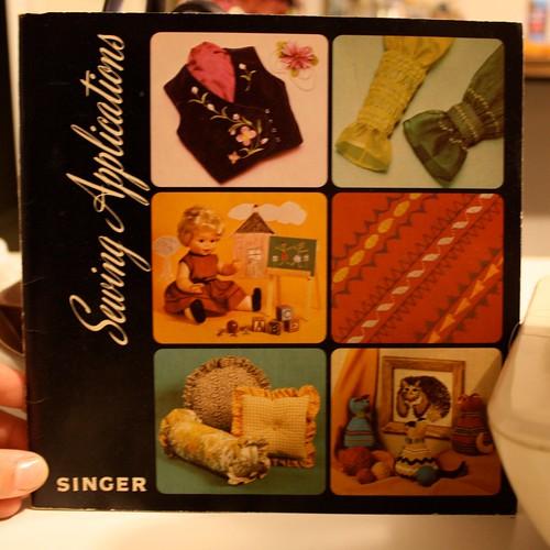 singer athena 200 sewing application booklet